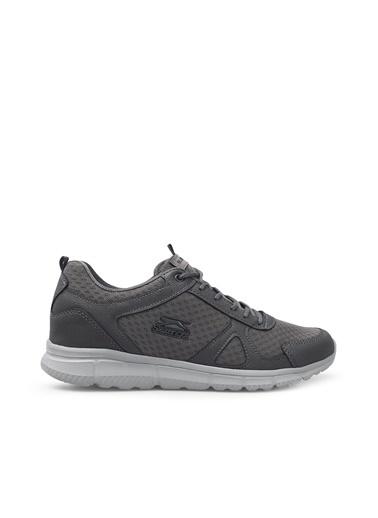 Slazenger Erkek Arya Sneakers SA11RE081 Gri